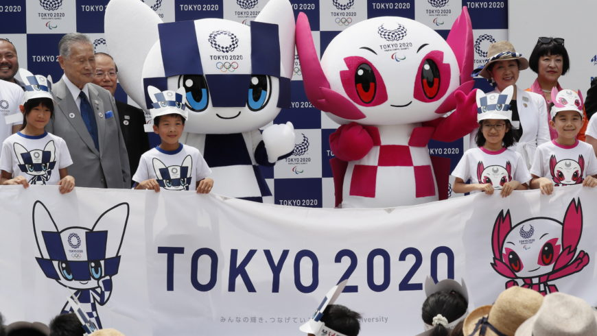 Tokio – ponad 100 tysięcy wolontariuszy podczas igrzysk