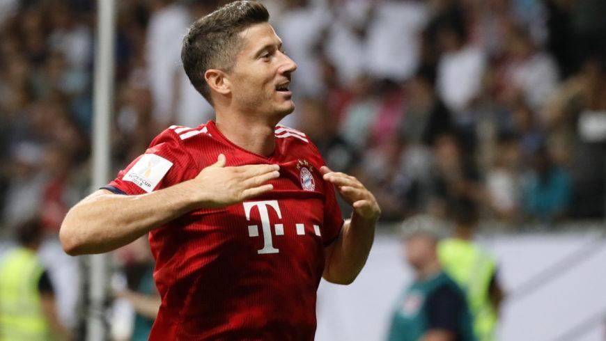 Liga niemiecka – Lewandowski przed 200. meczem w barwach Bayernu