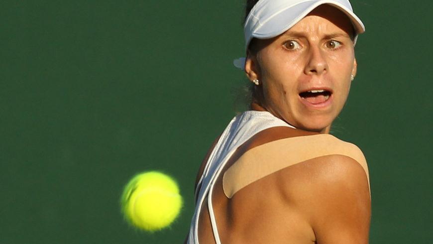 Turniej WTA w Hiroszimie: porażka Magdy Linette w ćwierćfinale