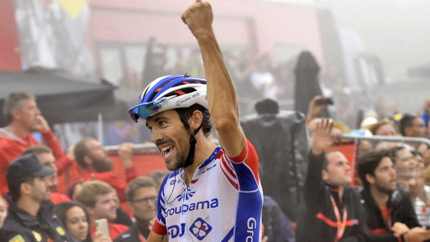 Vuelta a Espana: Pinot wygrał etap, Yates coraz bliżej zwycięstwa