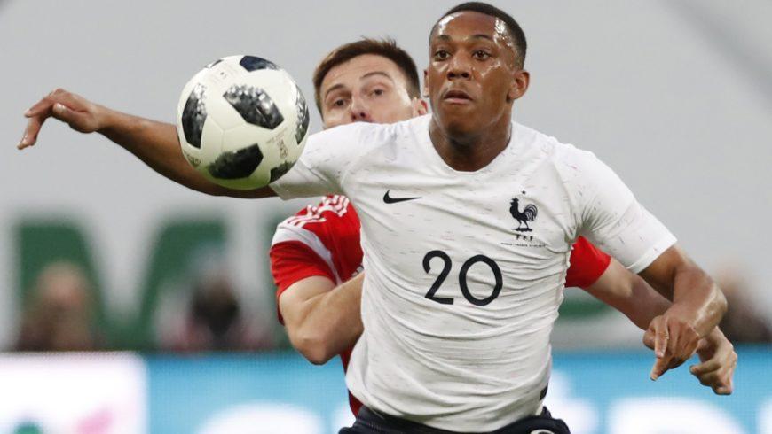 Liga angielska: gol Martiala kosztował Manchester United 10 mln euro