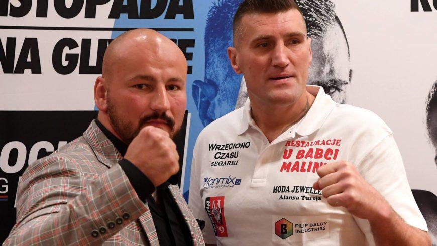 Gala boksu w Gliwicach – Wach pewny zwycięstwa