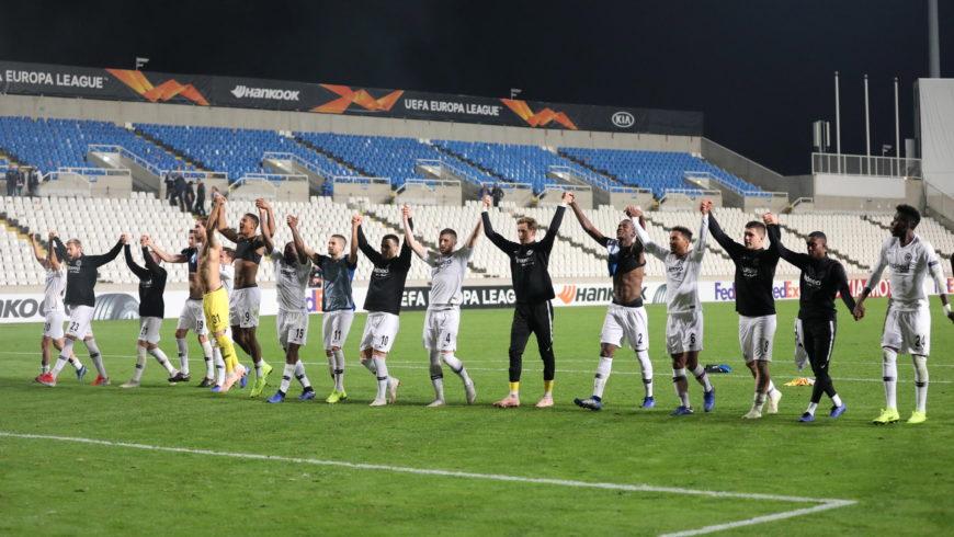 Piłkarska LE: Chelsea, Eintracht i Lazio już w 1/16 finału