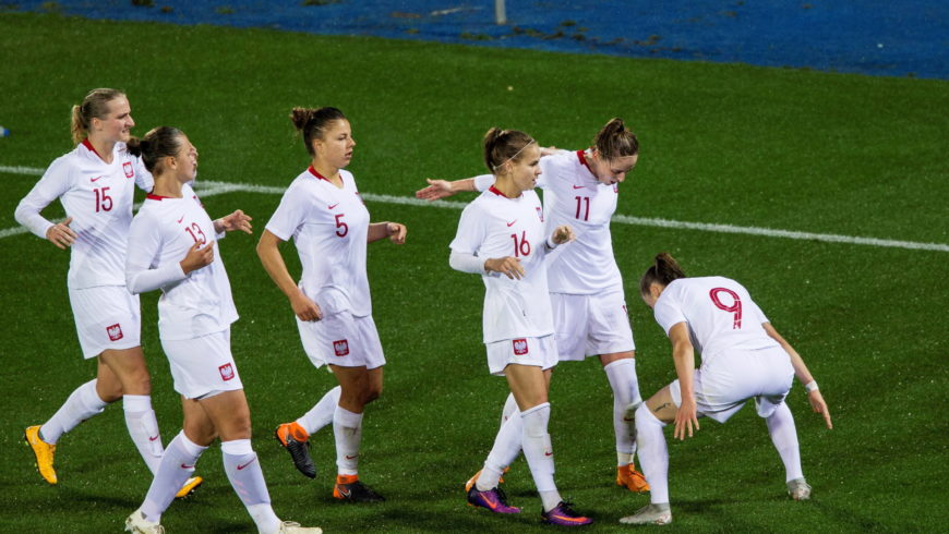 Hiszpania – Polska 3:1 piłkarskim meczu towarzyskim kobiet