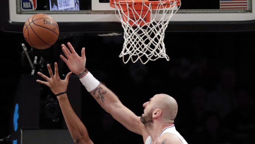 Liga NBA – dwa punkty Gortata, Clippers przegrali w Memphis