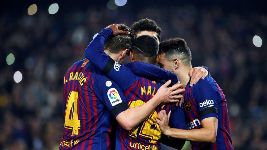 Puchar Hiszpanii – pewny awans Barcelony do 1/8 finału