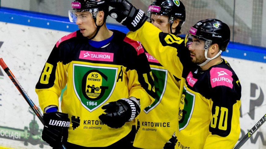 Hokejowy Puchar Kontynentalny: Tauron KH GKS Katowice – Arłan Kokczetaw 2:4
