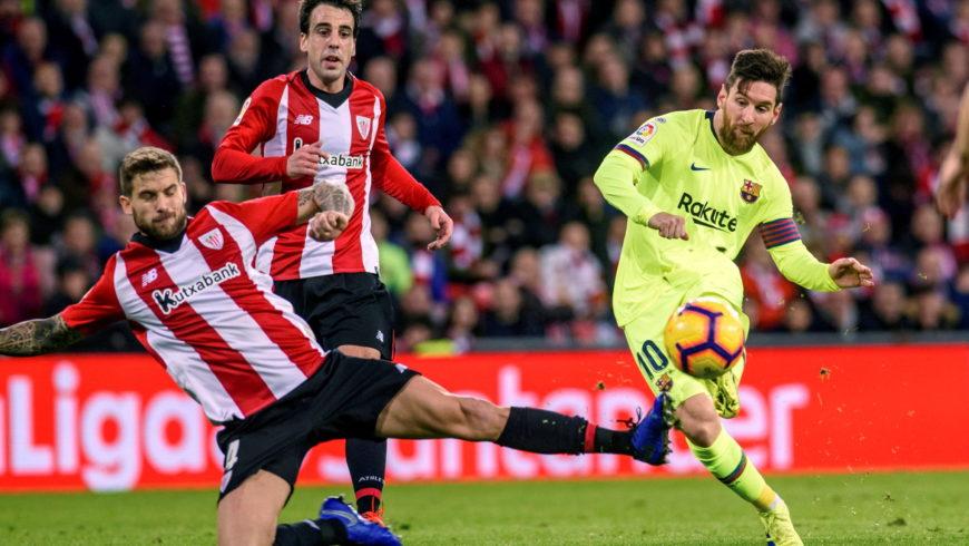 Liga hiszpańska: remis Barcelony w Bilbao