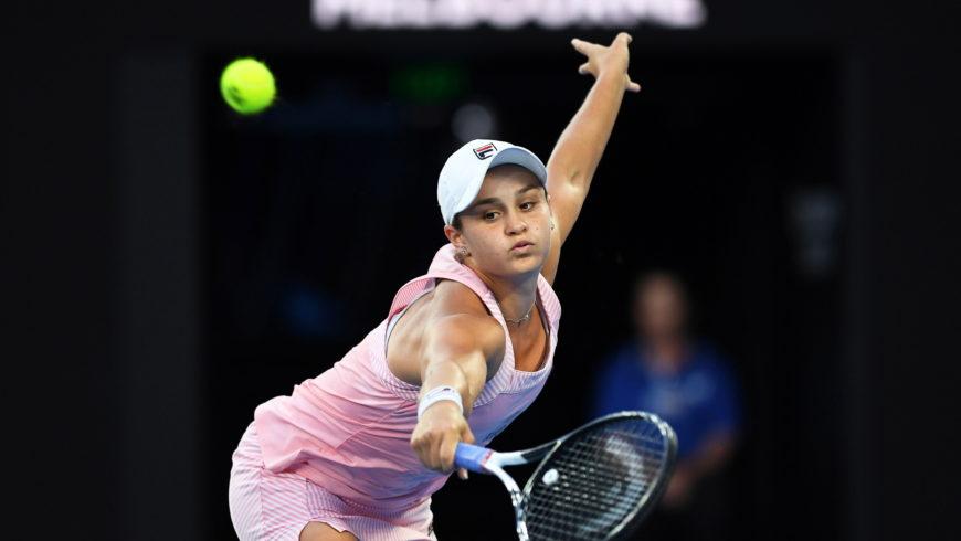 Fed Cup: Barty zapewniła awans Australijkom do półfinału