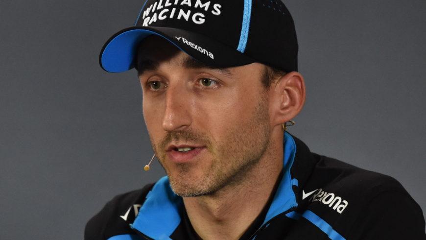 Formuła 1 – Kubica szybszy tylko od Russella na treningu w Melbourne