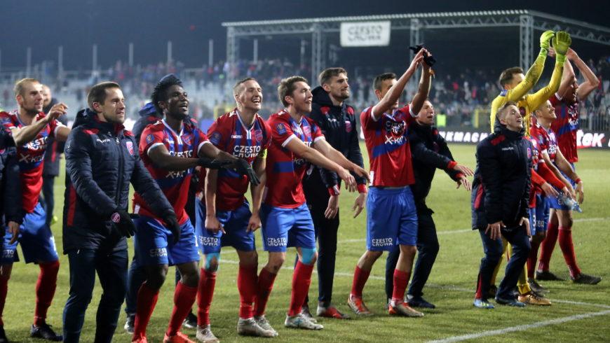 Piłkarski PP – Raków z Lechią w półfinale