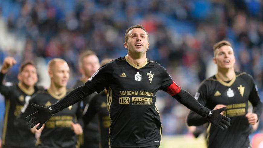 Ekstraklasa piłkarska: Lech – Górnik 0:3