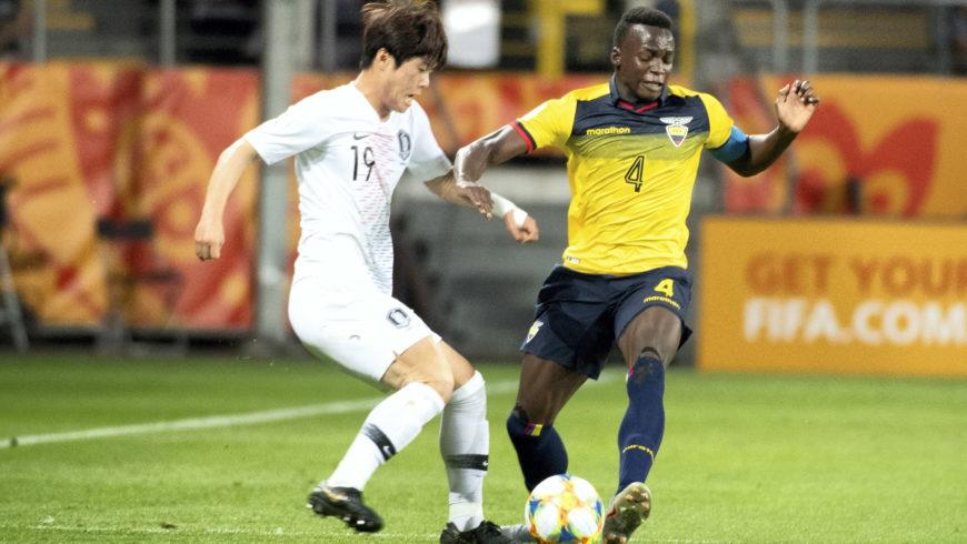 Piłkarskie MŚ do lat 20 – Korea Południowa w finale